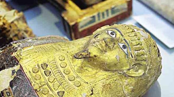 العثور على نقوشات جدارية تعود الى 1500 سنة