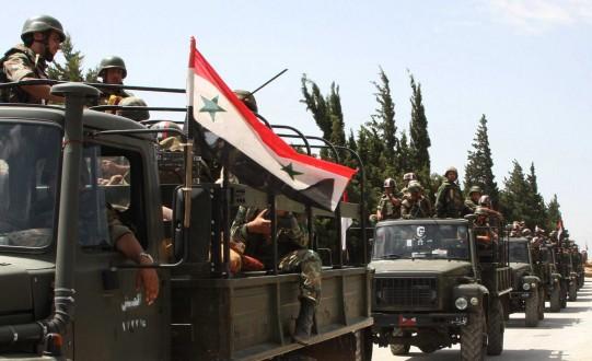 الجيش السوري يصدّ هجومًا من محور مزارع الدغيم باتجاه مطار دير الزور العسكري