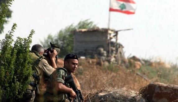 الجيش يسلم اليونيفيل النسر الاسمر