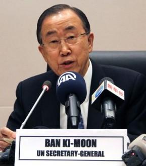 بان كي مون: الأمم المتحدة ستقدم خطة لهزيمة العنف والتطرف العام المقبل