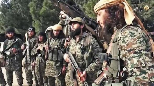 قائد القوات الخاصة الطاجيكية أعلن انضمامه الى «داعش»