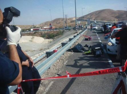 """مقتل مستوطنة إسرائيلية أصيبت سابقاً بعملية طعن في مستوطنة """"غوش عتصيون"""""""