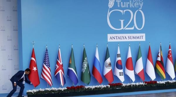 البيان الختامي لقمة العشرين.. مناهضة الإرهاب وتجفيف منابع تمويلها