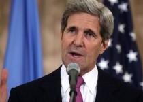 كيري: لا حل عسكري في سورية