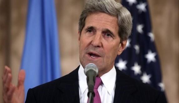 كيري: الخلافات بين السعودية وايران لن تؤثر على المفاوضات الخاصة بسوريا