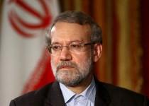 رئيس البرلمان الايراني علي لاريجاني