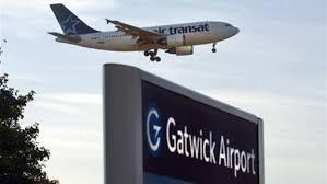 الشرطة البريطانية تعلن اعتقال فرنسي مسلح في مطار غاتويك في لندن