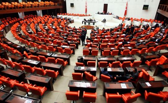 البرلمان التركي يفشل بإختيار رئيس في الجولة الأولى من التصويت