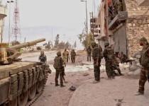 الجيش السوري يتموضع في مداخل المدينة