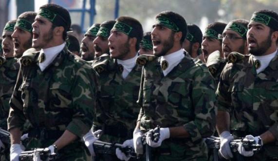 حرس الثورة الإيراني أجروا مناورة لتحرير الأقصى