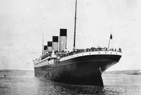 """تلغراف عمره 103 سنوات يكشف كذب صاحب """"تيتانيك"""""""