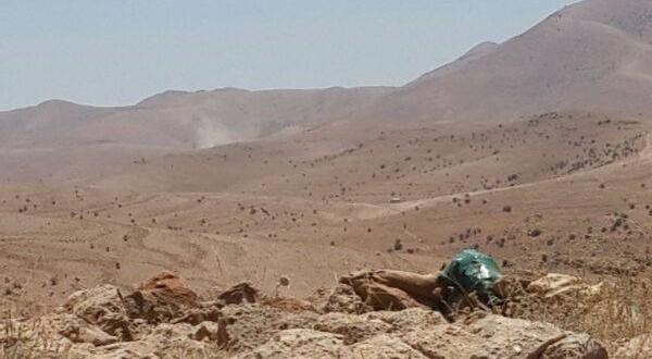 """بالفيديو : مقتل قيادي من """"النصرة"""" في وادي الخيل بجرود عرسال"""