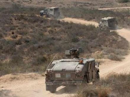 انفجار عبوة ناسفة استهدفت دورية عسكرية اسرئيلية شرق خان يونس