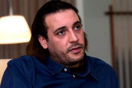 هنيبعل القذافي: انا موجود عند أناس لديهم قضية وأوفياء لقضيتهم