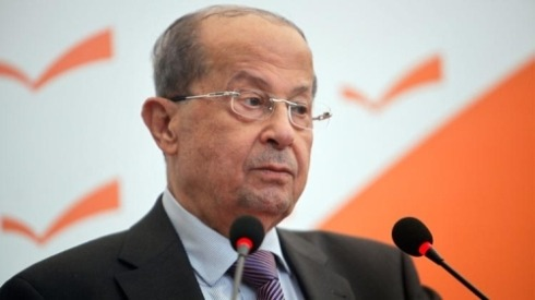 عون عشية انتخابات التيار الوطني: نتمنى الا يفنى الوطن وأن يستمر التيار