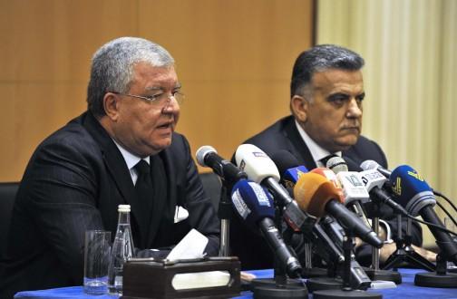 وزير الداخلية: من الواضح ان لا أحد من فريق 8 آذار يمكن ان يتصرف خارج قبول ترشيح النائب فرنجية