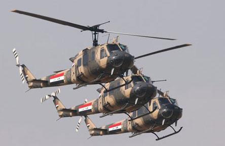 القوة الجوية العراقية تدعو الأهالي للخروج من الرمادي خلال 72 ساعة