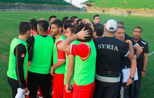 الإمارات تطرد المنتخب الأولمبي السوري من أراضيها