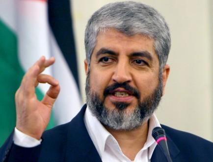 مشعل: على حركة فتح أن تقرر مع جميع الفصائل الانخراط في انتفاضة القدس
