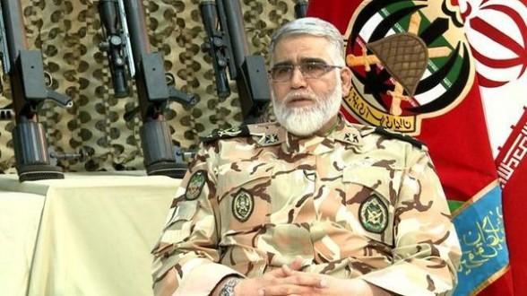 قائد القوة البرية الإيراني: داعش ليس بالمستوى الذي يهدد إيران