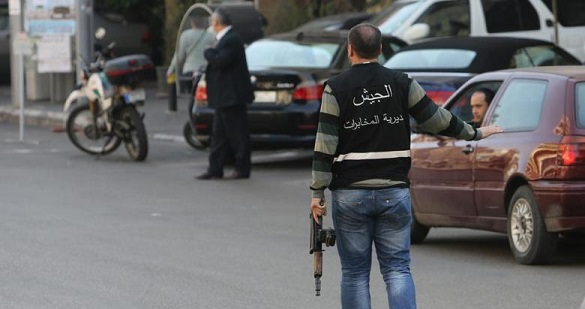 مصدر أمني : مخابرات الجيش تلاحق خلية ينتمي إليها حمزة