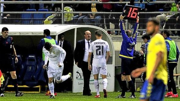 قادش يتقدم شكوى ضد ريال مدريد بسبب إشراك تشيرشيف