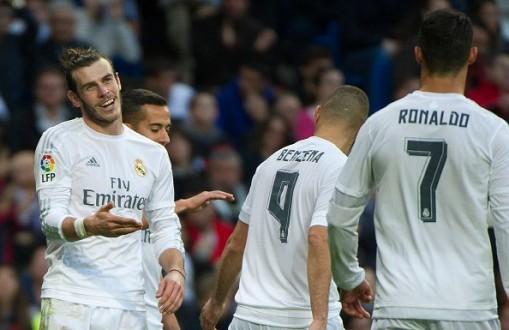 ريال مدريد يمزق شباك رايو فاليكانو بعشرة أهداف