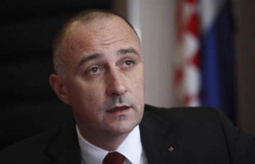 الشرطة الكرواتية تستدعي وزير البيئة عن طريق الخطأ