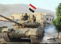 """الجيش السوري يتقدم في مناطق متعددة ويقصف """"داعش"""" في تدمر"""