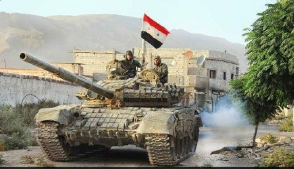 "الجيش السوري صد هجوما شنه تنظيم ""داعش"" باتجاه مطار دير الزور"