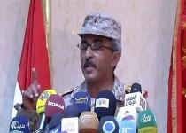 المتحدث باسم القوات المسلحة اليمنية العميد شرف لقمان