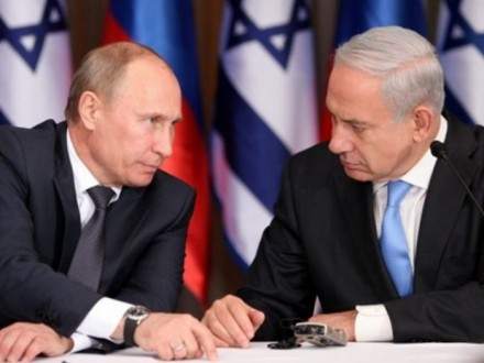 بوتين يبحث باتصال هاتفي مع نتنياهو الوضع في سوريا