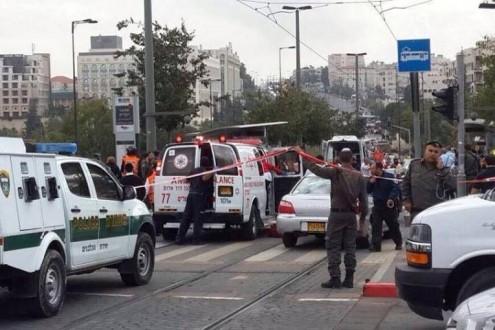 إصابة جندي إسرائيلي بعملية دهس قرب نابلس
