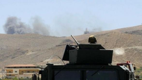 الجيش يستهدف المسلحين في جرود بعلبك