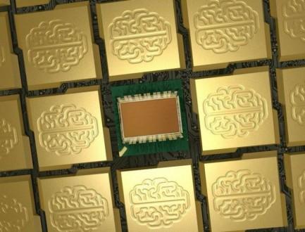 شريحة كمبيوتر أقرب إلى المخ البشري !!
