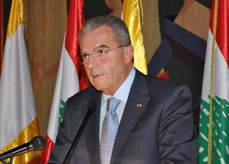 الخازن نقلا عن سلام: انضمام لبنان الى التحالف من اختصاص الحكومة