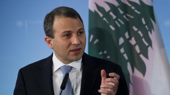 باسيل: هناك تحريض ضد موقف لبنان بالنأي بالنفس له منشأ لبناني