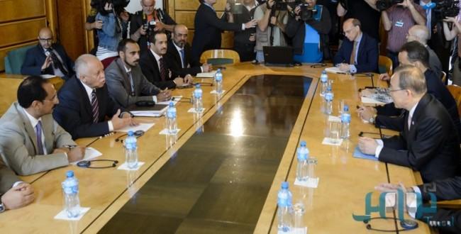 المعارضة السورية تهدد بالانسحاب من محادثات جنيف