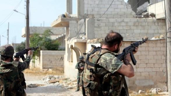 خاص: الجيش السوري يستمر بالتقدم في ريف اللاذقية