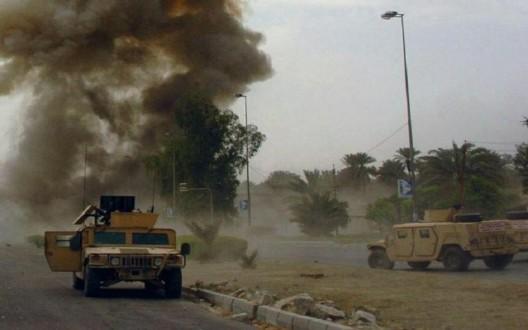 انفجار عبوة ناسفة بشمال سيناء تؤدي الى مقتل انفجار عبوة ناسفة بكرم القواديس