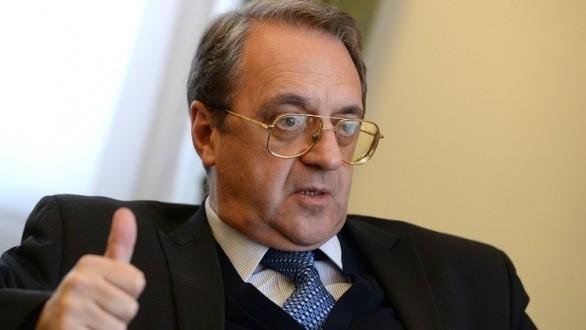 بوغدانوف: بقاء الأسد او رحيله من اختصاص الشعب السوري فقط