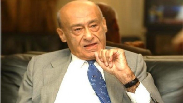وزارة الخارجية والمغتربين نعت الوزير السابق فؤاد بطرس