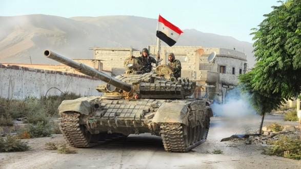 الجيش السوري يستعيد السيطرة على تلة وسد برادون في ريف اللاذقية