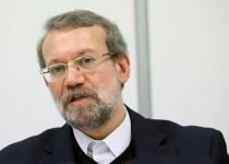 رئيس مجلس الشوري الاسلامي الايراني علي لاريجاني
