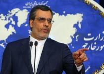 المتحدث-باسم-وزارة-الخارجية-الإيرانية-حسين-جابر-أنصاري