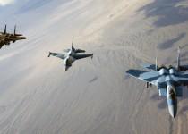 طائرات-التحالف-الدولي