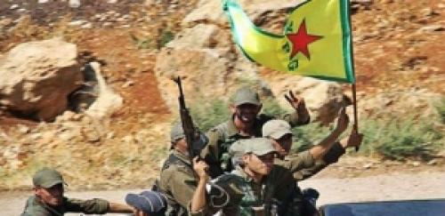 الوحدات الكردية تسيطر بشكل كامل على بلدة منغ بريف حلب الشمالي وتتقدّم داخل مطار البلدة