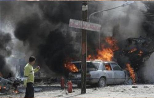 مقتل 9 أشخاص في تفجير انتحاري جنوب غرب باكستان