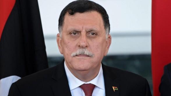 السراج يعلن مباشرة حكومة الوفاق الوطني الليبية أعمالها من طرابلس