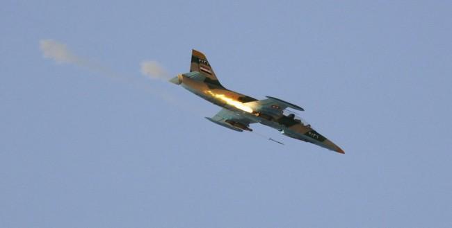 الجيش السوري يدمّر مقرات وآليات لتنظيم داعش في القريتين ومحيط تدمر بريف حمص